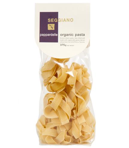 Seggiano Organic Pappardelle Pasta