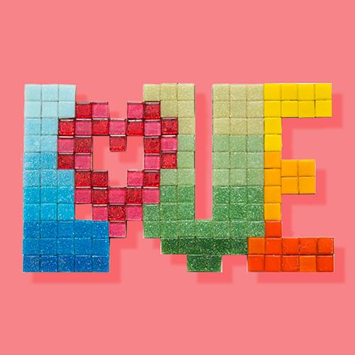 Mosaikit Love