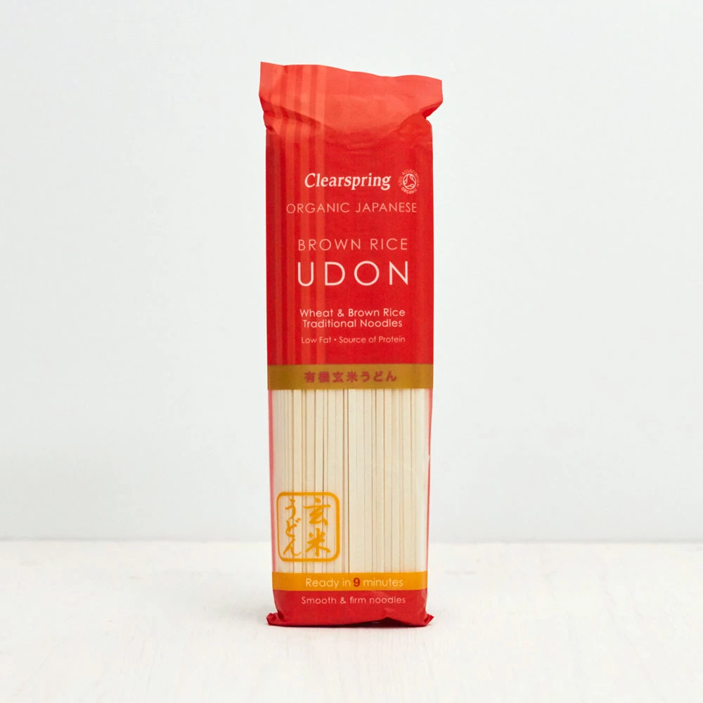 Clearspring Brown Rice Udon Noodles