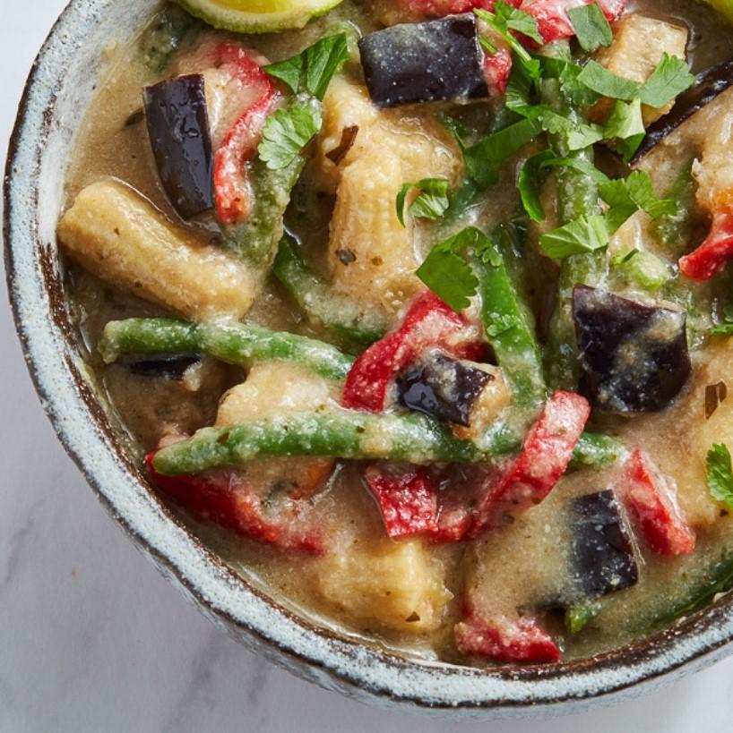 Gourmade EAT.PLNT Thai Green Veg Curry