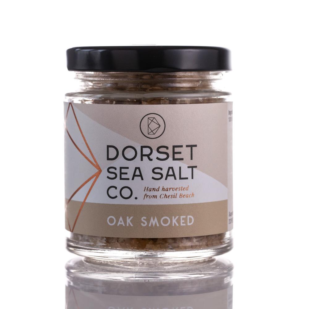 Dorset Sea Salt Oak Smoked