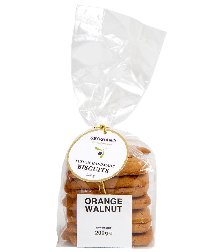 Seggiano Orange Walnut