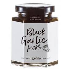 Hawkshead Relish Co Black Garlic Pickle