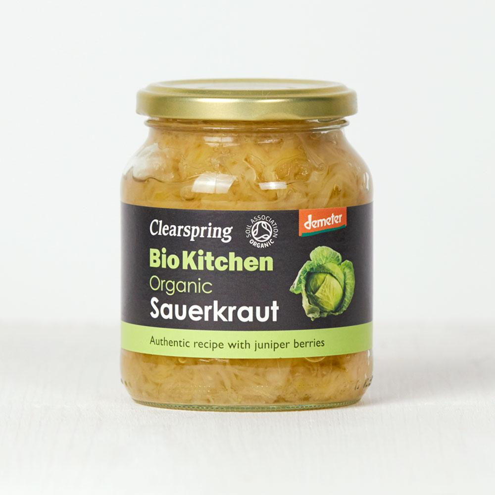 Clearspring Organic Sauerkraut