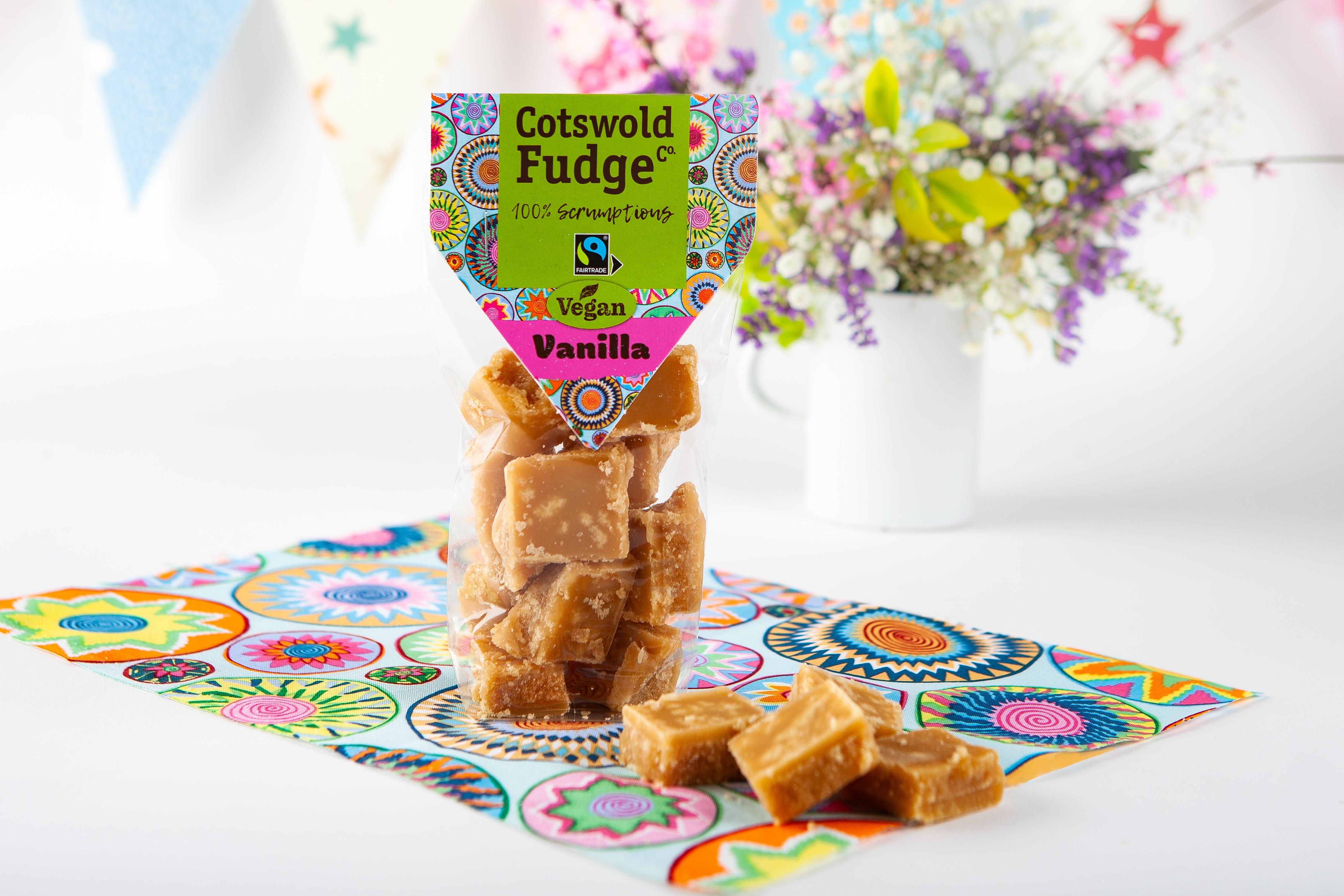Cotswold Fudge Co Vegan Vanilla