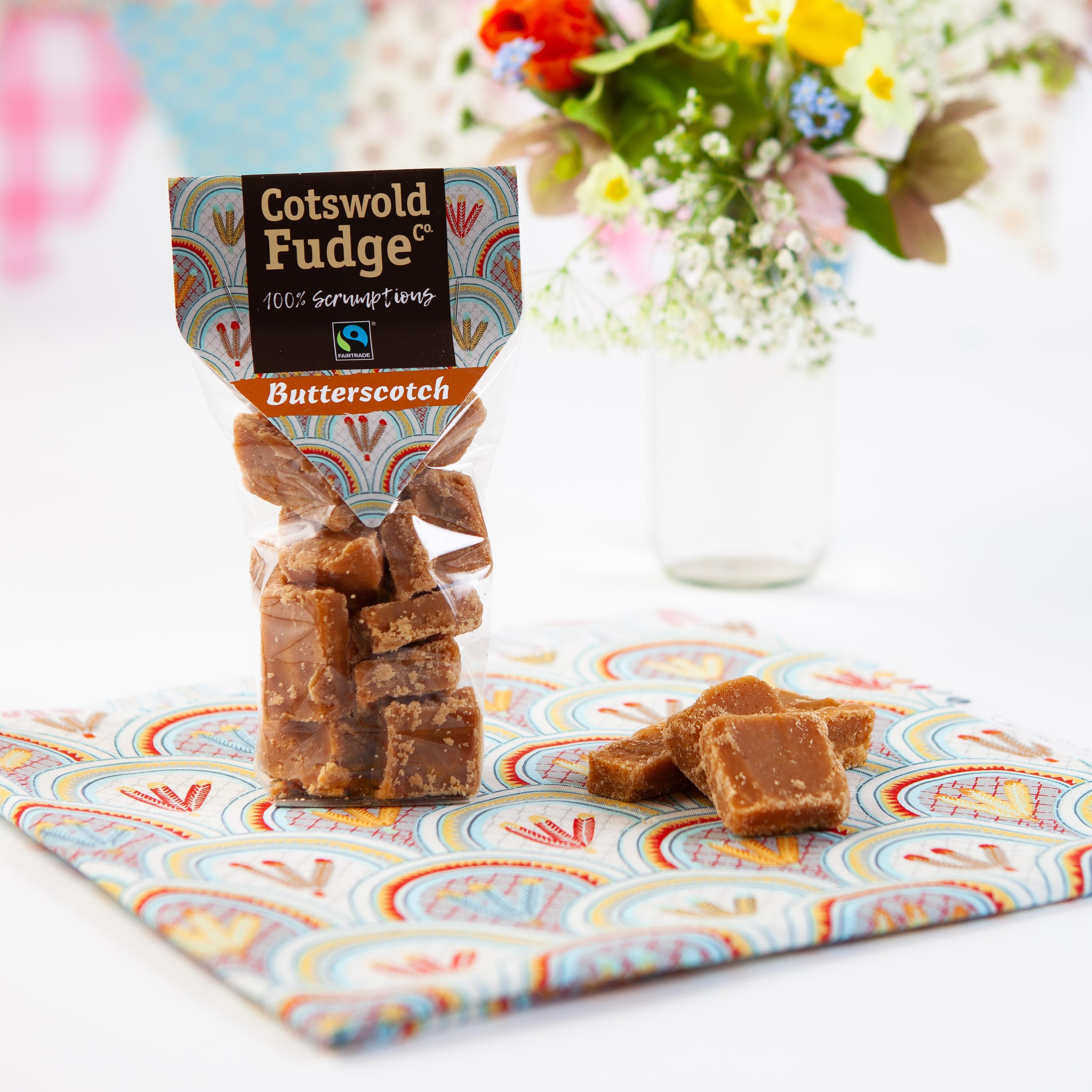 Cotswold Fudge Co Butterscotch