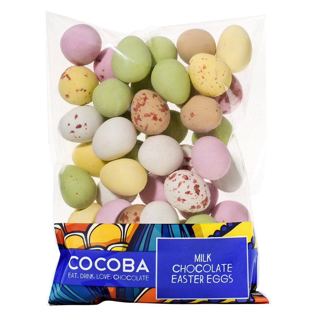 Cocoba Mini chocolate Easter eggs