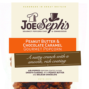 Joe & Seph's Peanut Butter & Chocolate Caramel