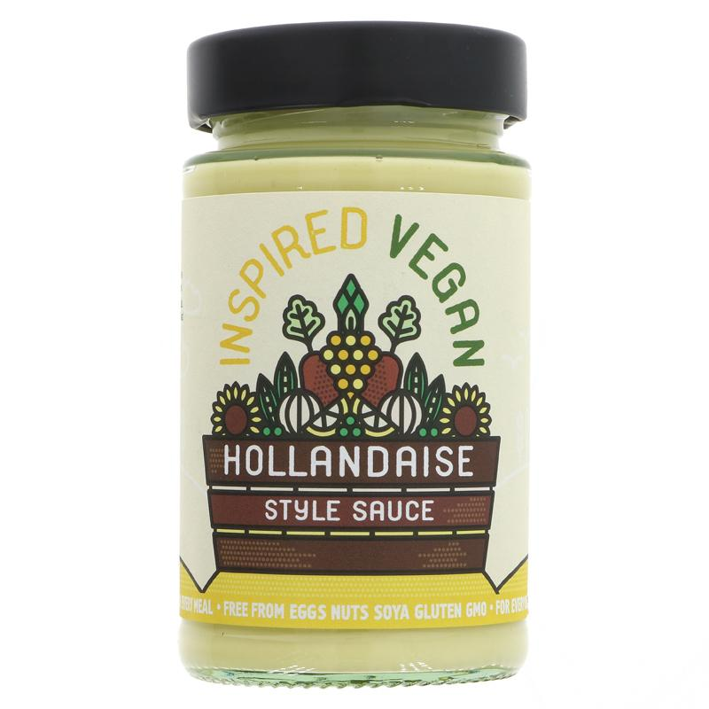 Inspired Dining Vegan Hollandaise Sauce