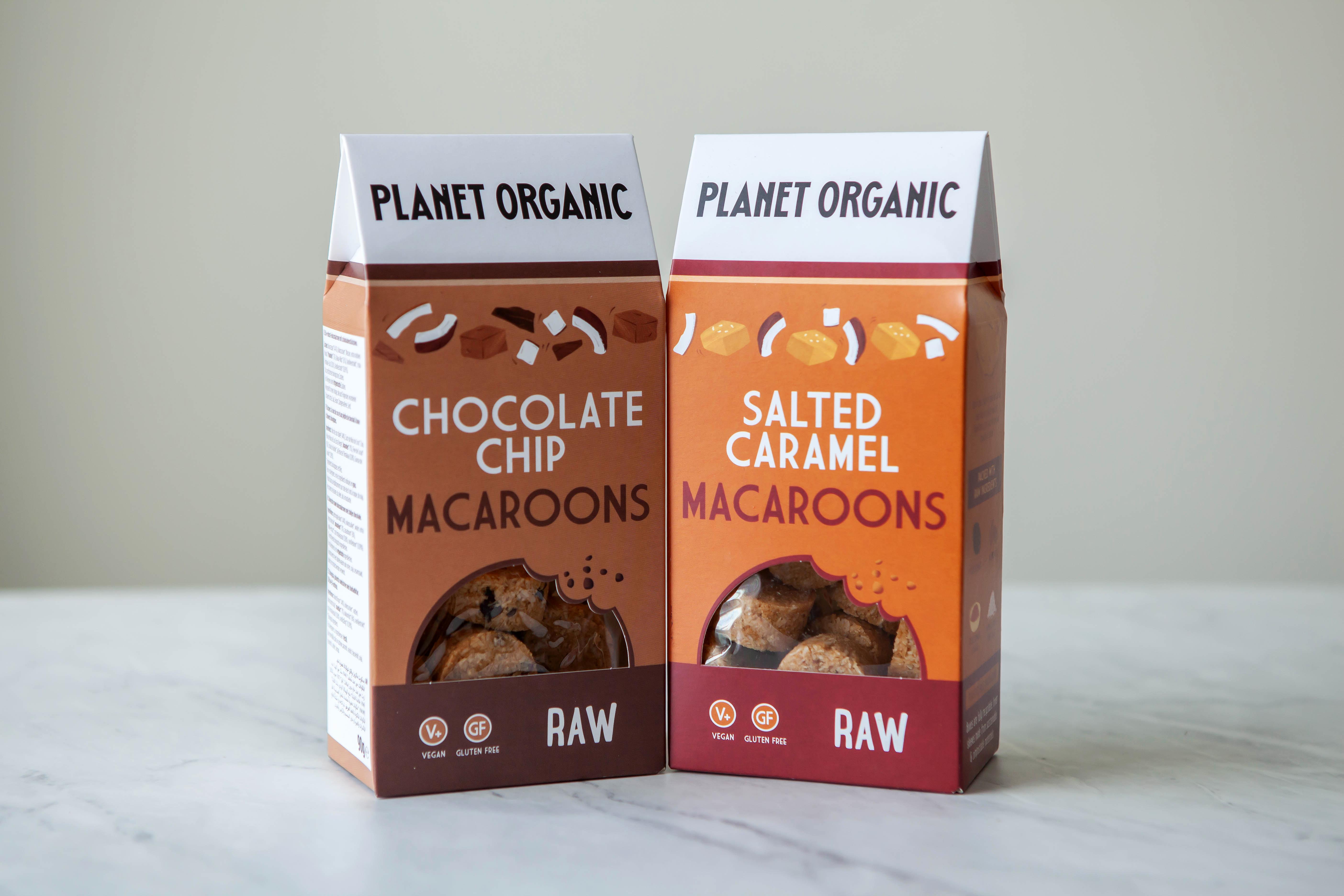 Planet Organic Macaroons