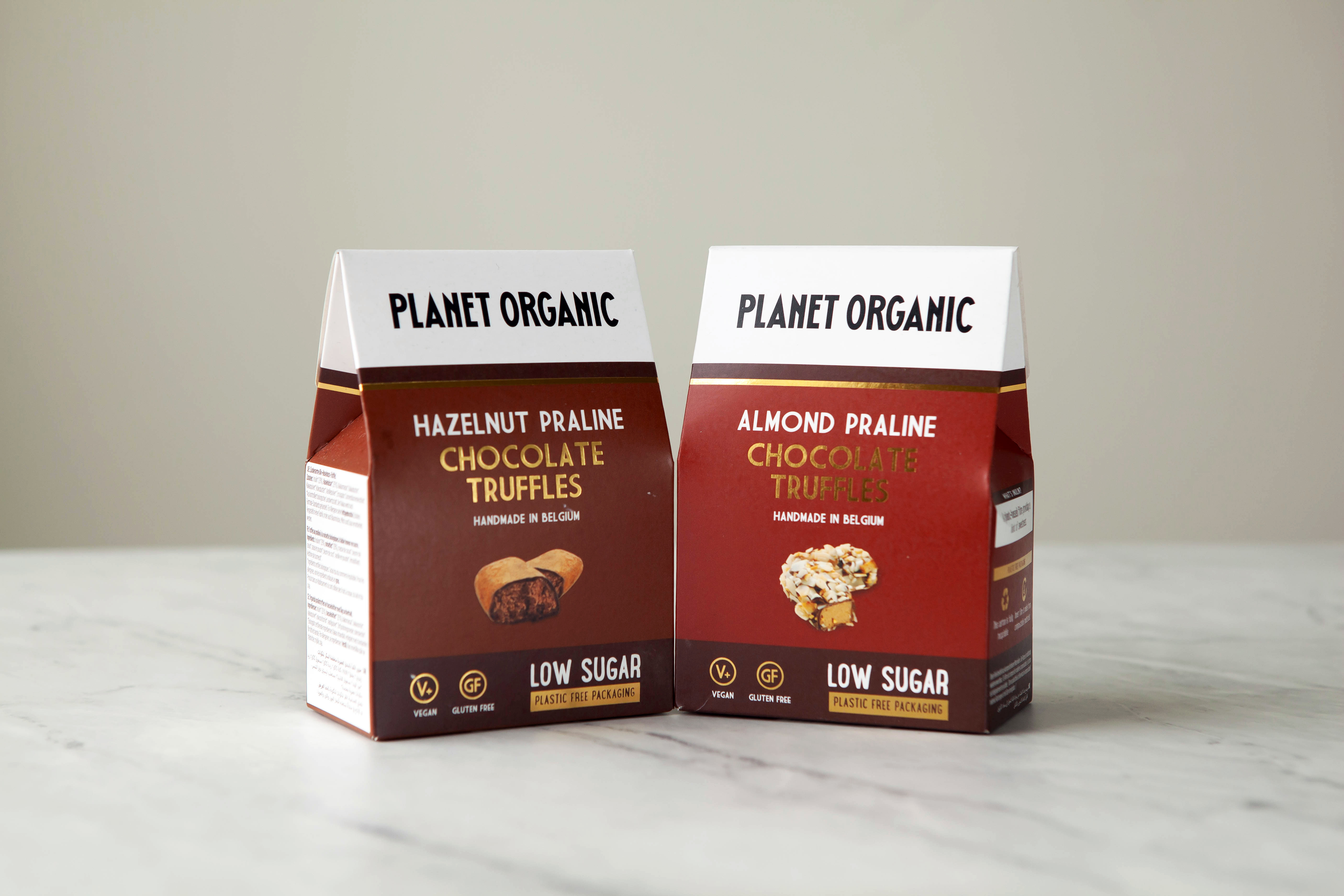 Planet Organic Low Sugar Truffle