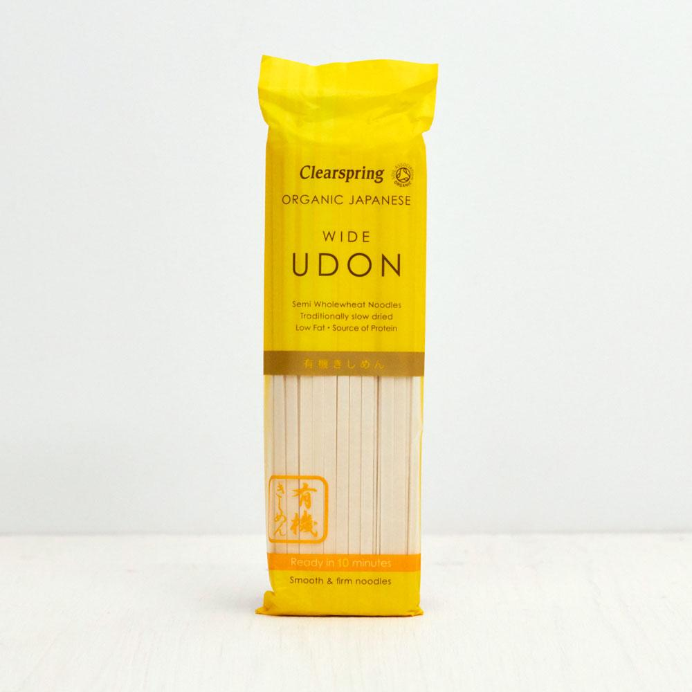 Clearspring Wide Udon Noodles