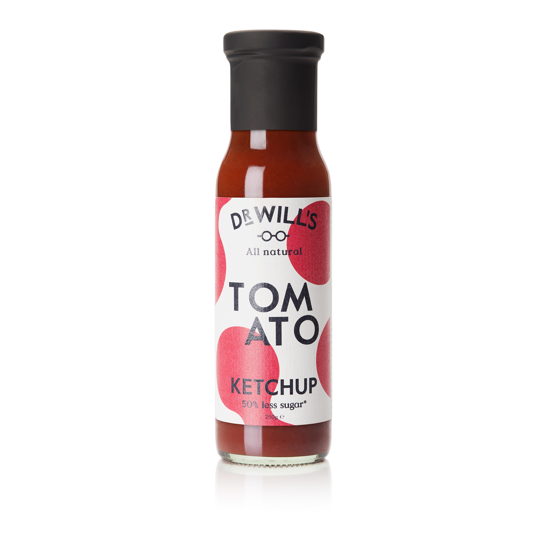Dr Wills Tomato Ketchup