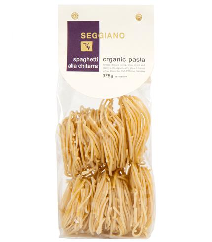Seggiano Organic Spaghetti Pasta