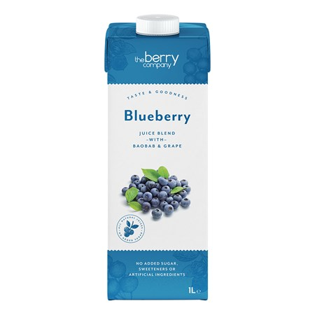 The Berry Company Blueberry Juice Blend
