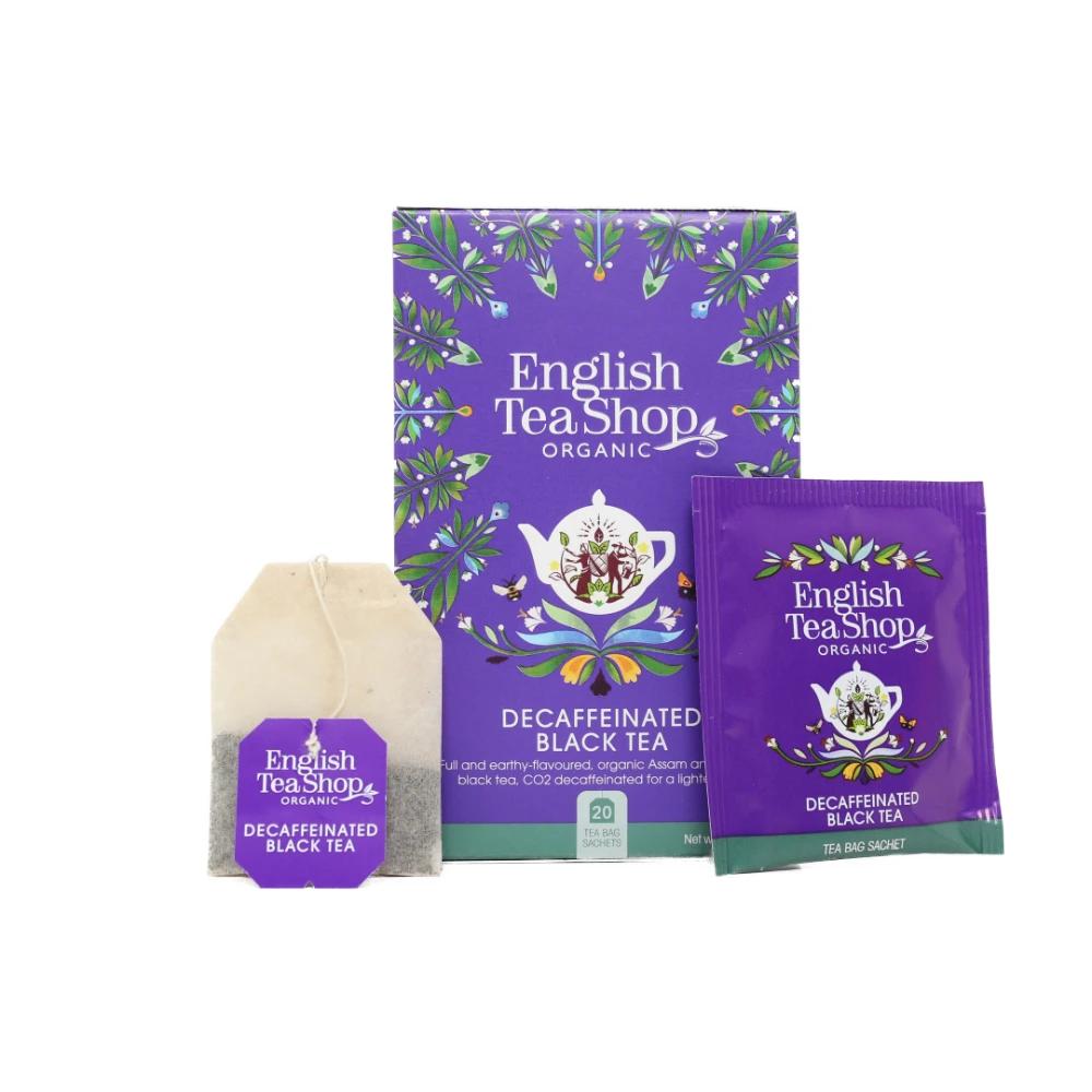 English Tea Shop Decaffeinated Black Tea