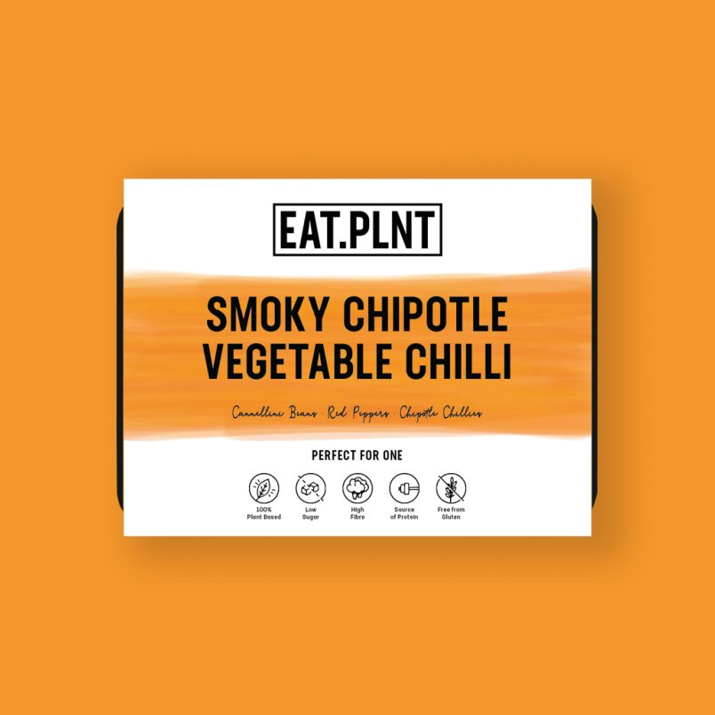 Gourmade EAT.PLNT Smoky Chipotle Veg Chilli
