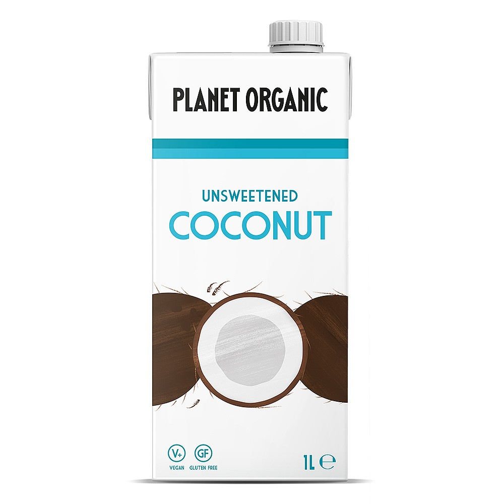 Planet Organic Unsweetened Coconut Drink