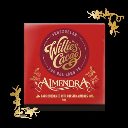 Willie's Cacao Almendra
