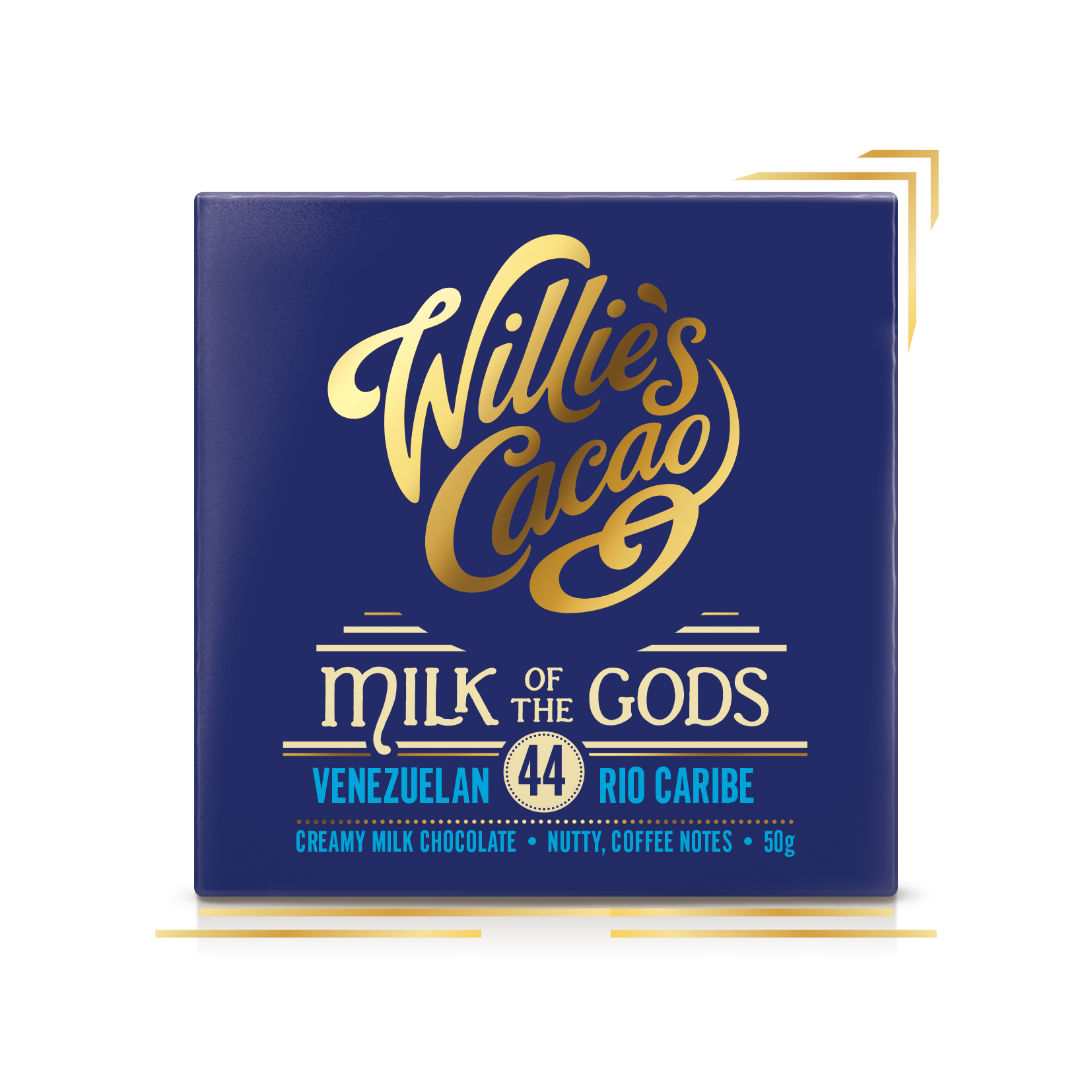 Willie's Cacao Milk of the Gods