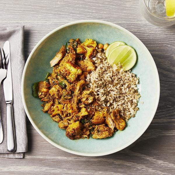 ByRuby Free Range Coconut Chicken Curry