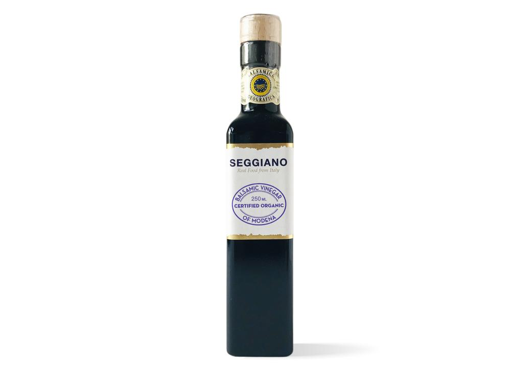 Seggiano Organic Balsamic Vinegar of Modena