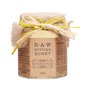 Raw Artisan Acacia Honey