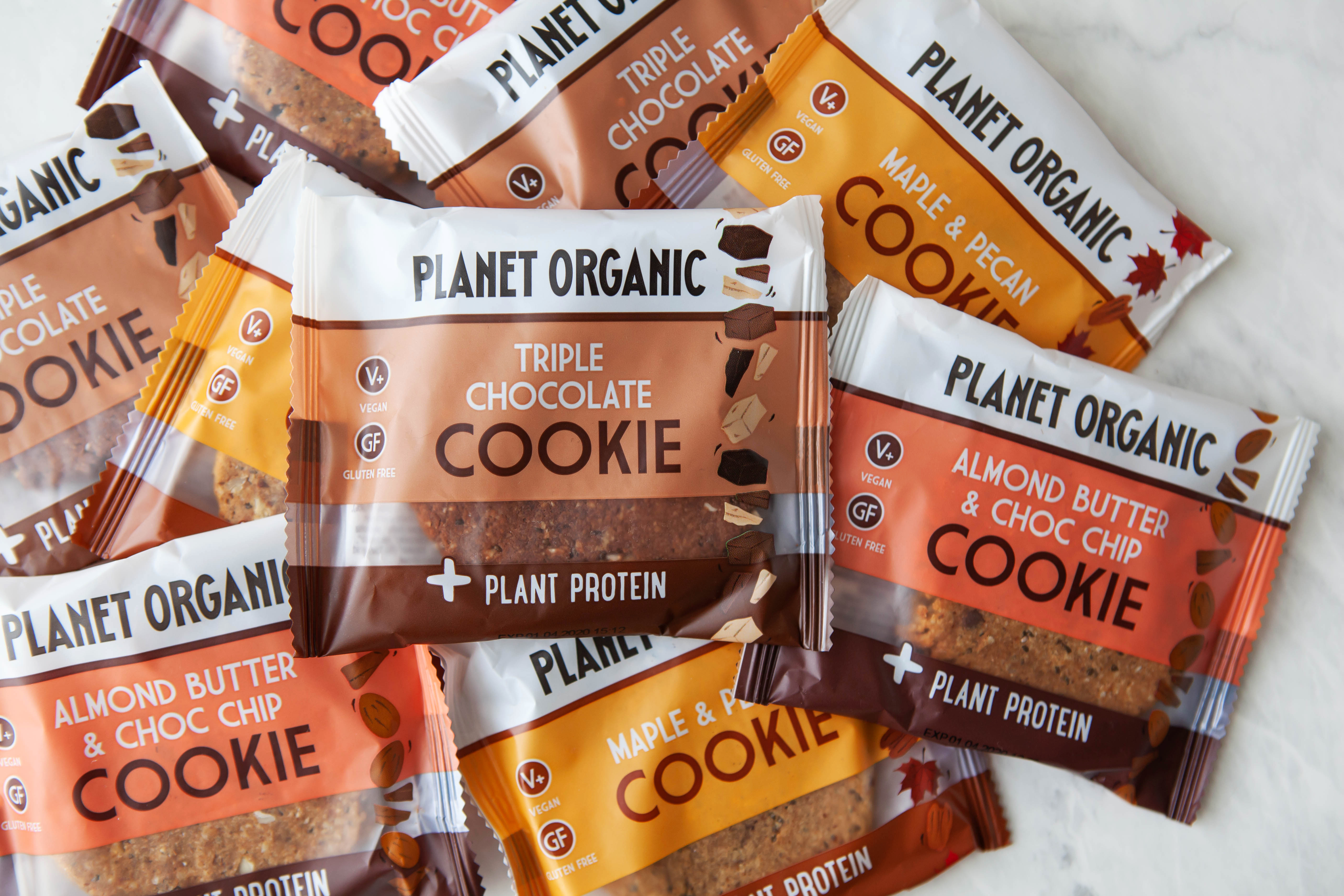 Planet Organic Cookie