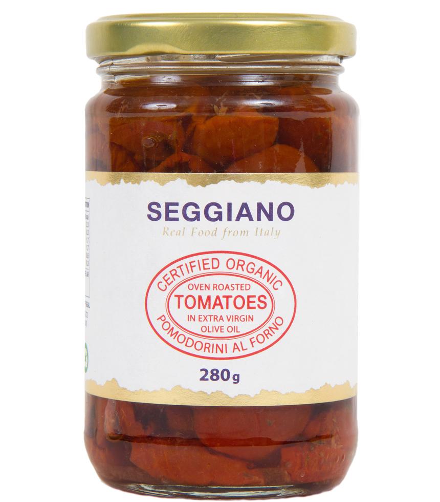 Seggiano Organic Oven Roasted Tomatoes