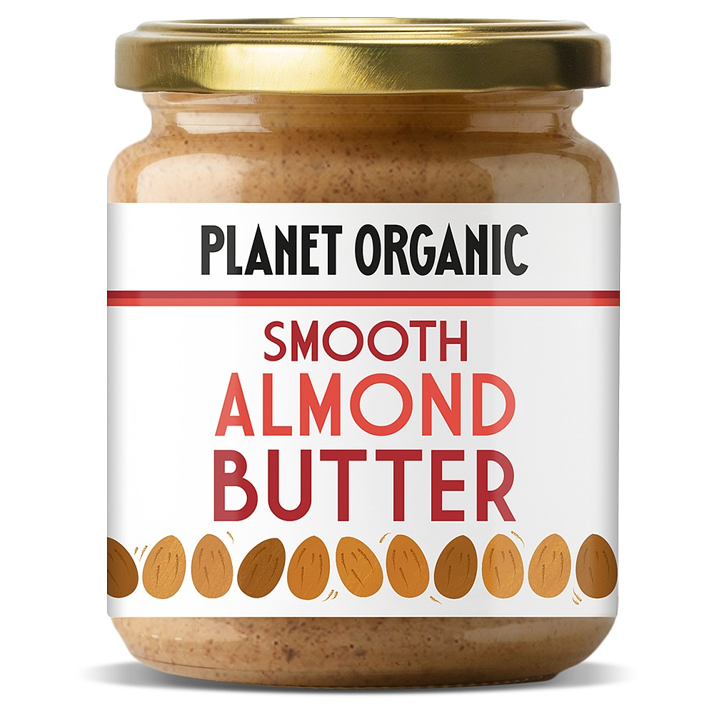 Planet Organic Smooth Almond Butter