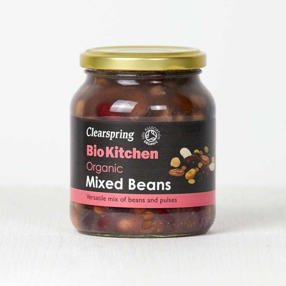 Clearspring Mixed Beans