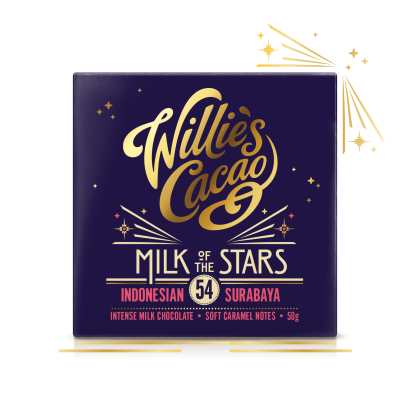 Willie's Cacao Milk of the Stars