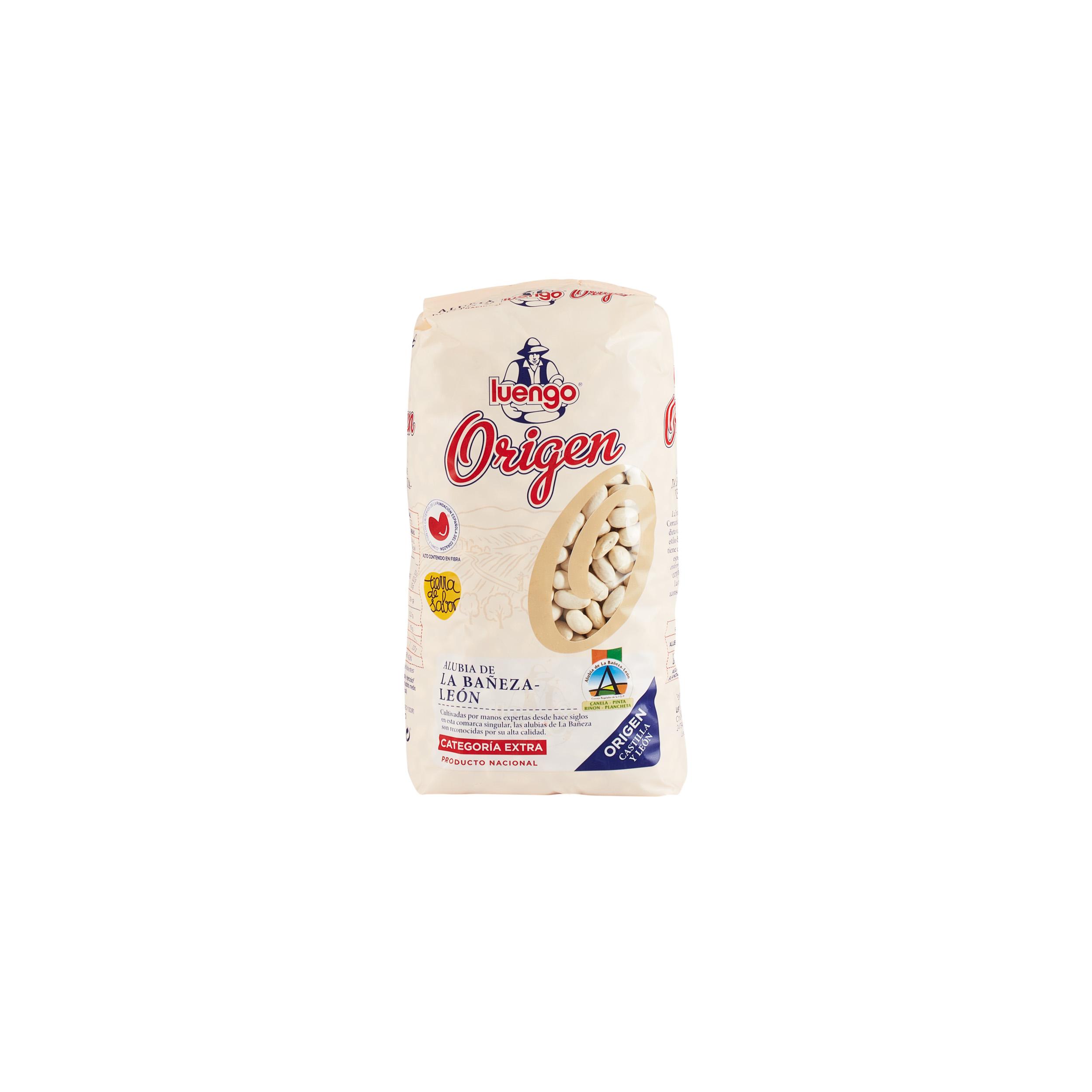 Brindisa Medium White Dried Kidney Beans