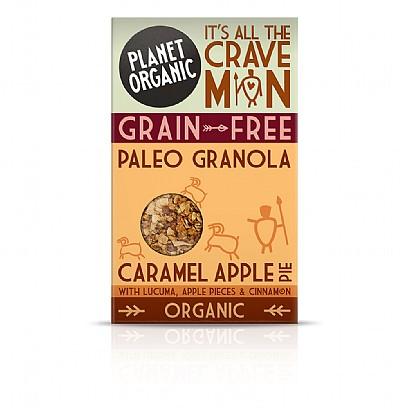 Planet Organic Paleo Granola