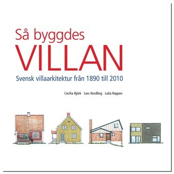 Bok Så byggdes Villan