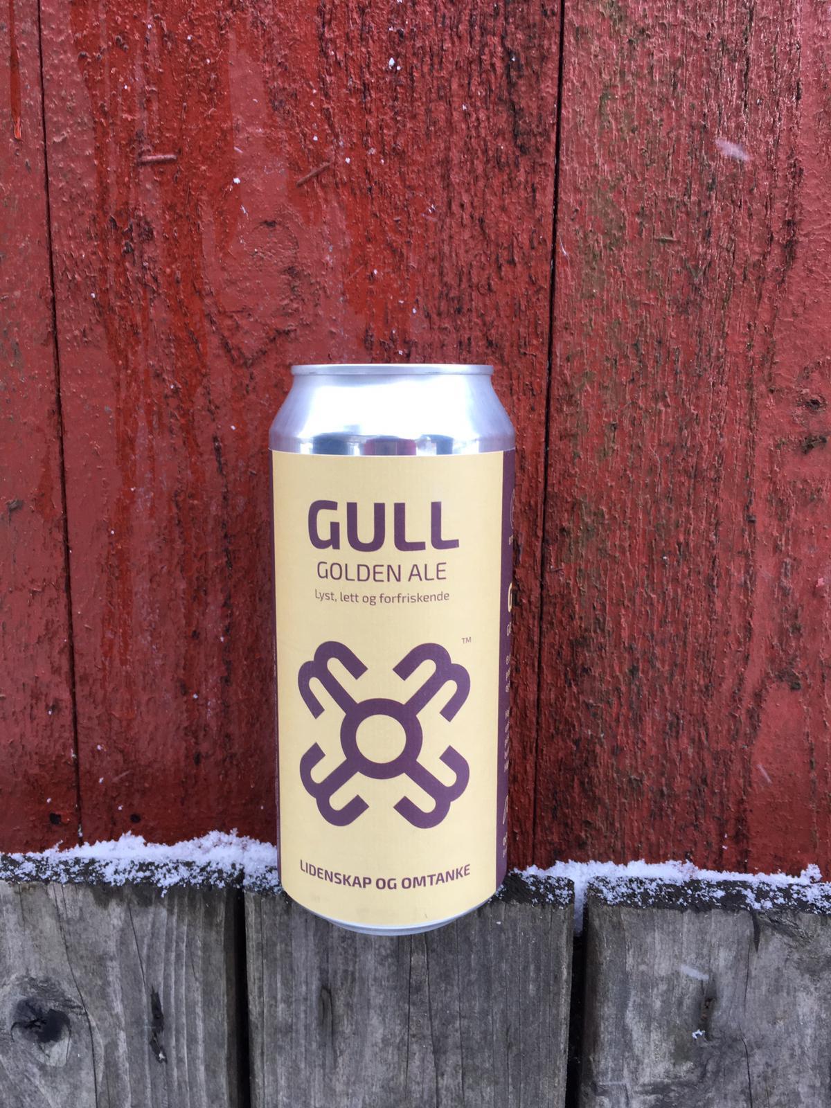 Gull Ale - Hogna - 440ml