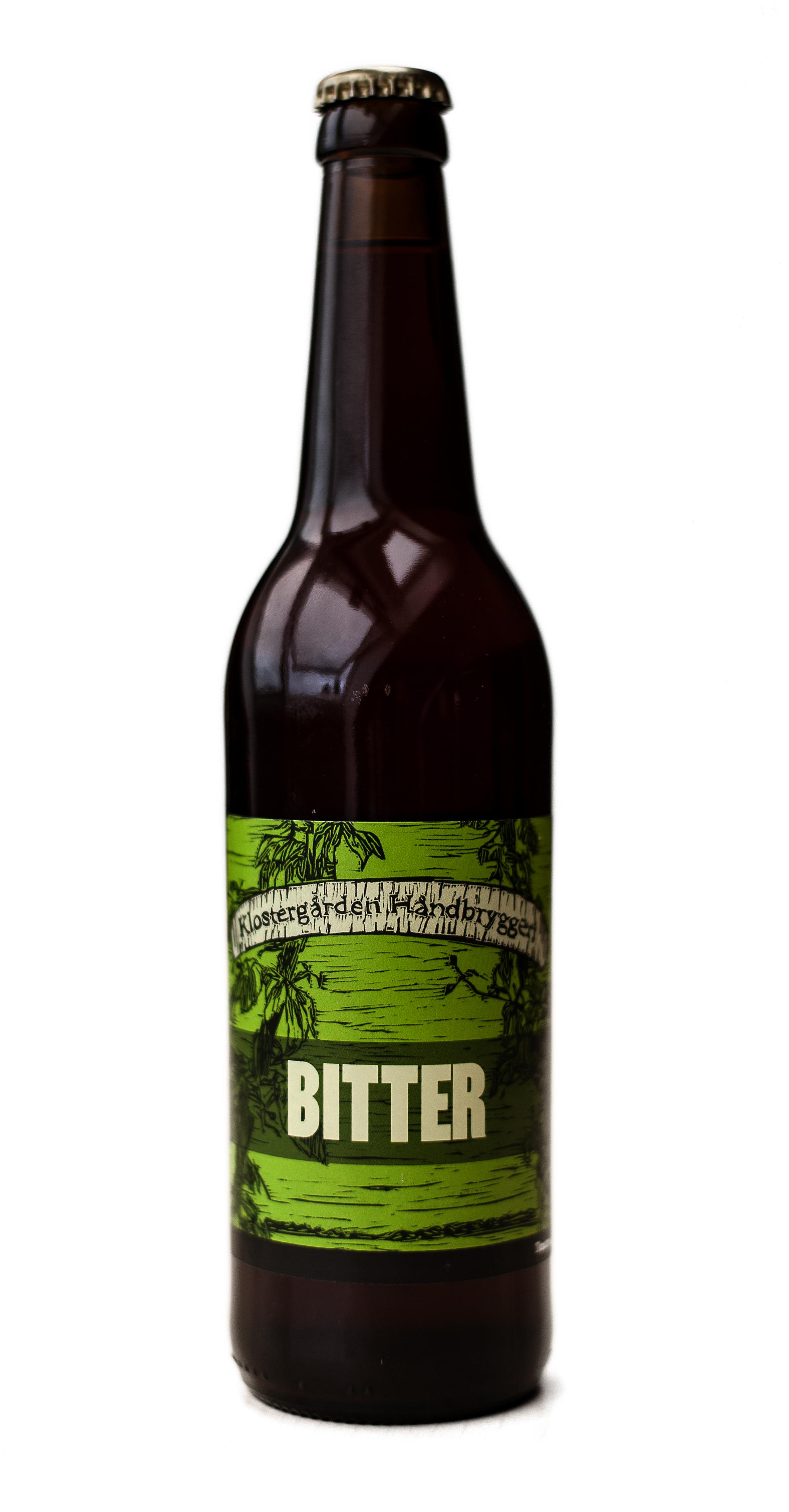 Bitter - Klostergården - 500ml
