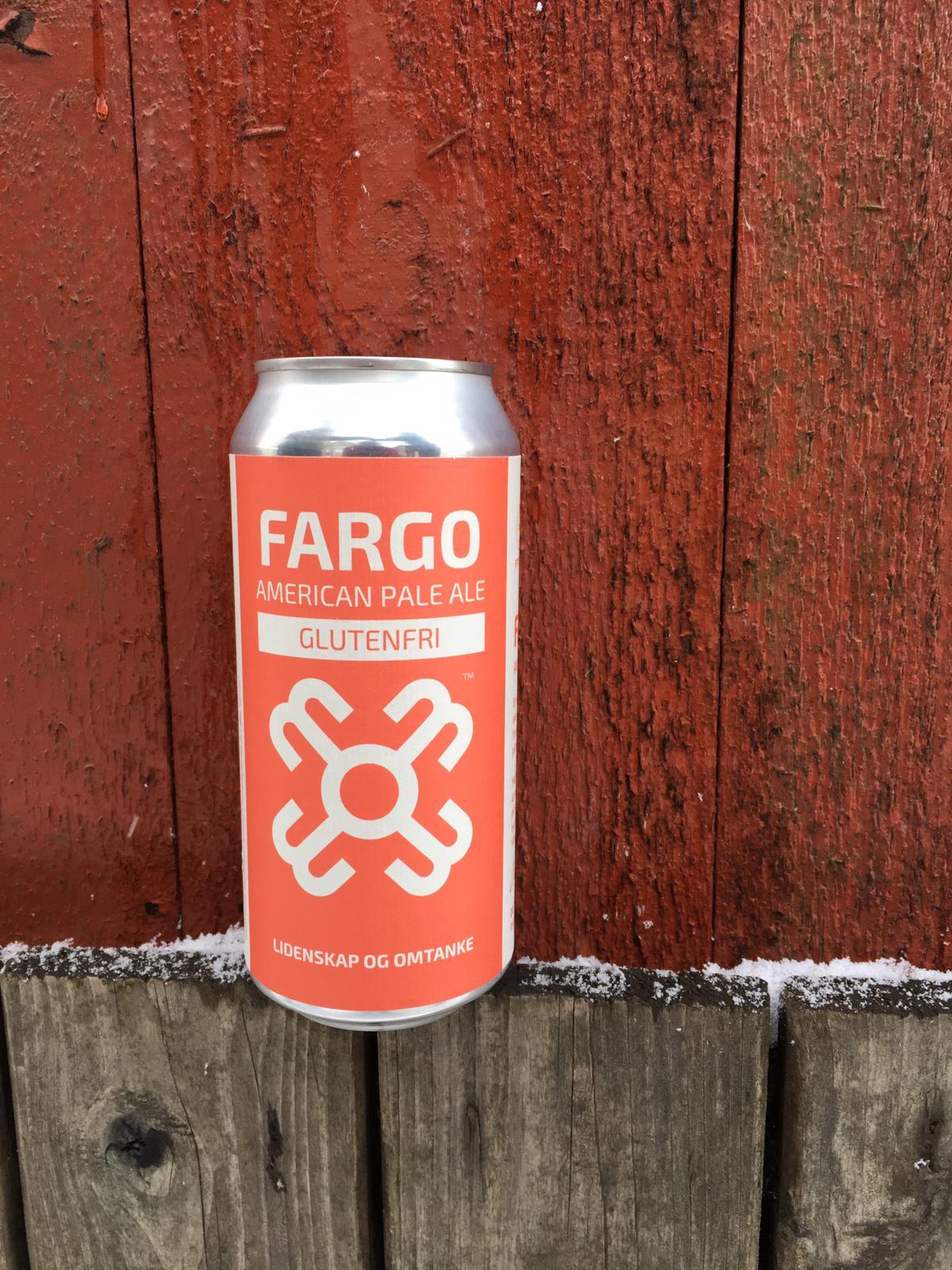 Fargo American Pale - Hogna - 440ml