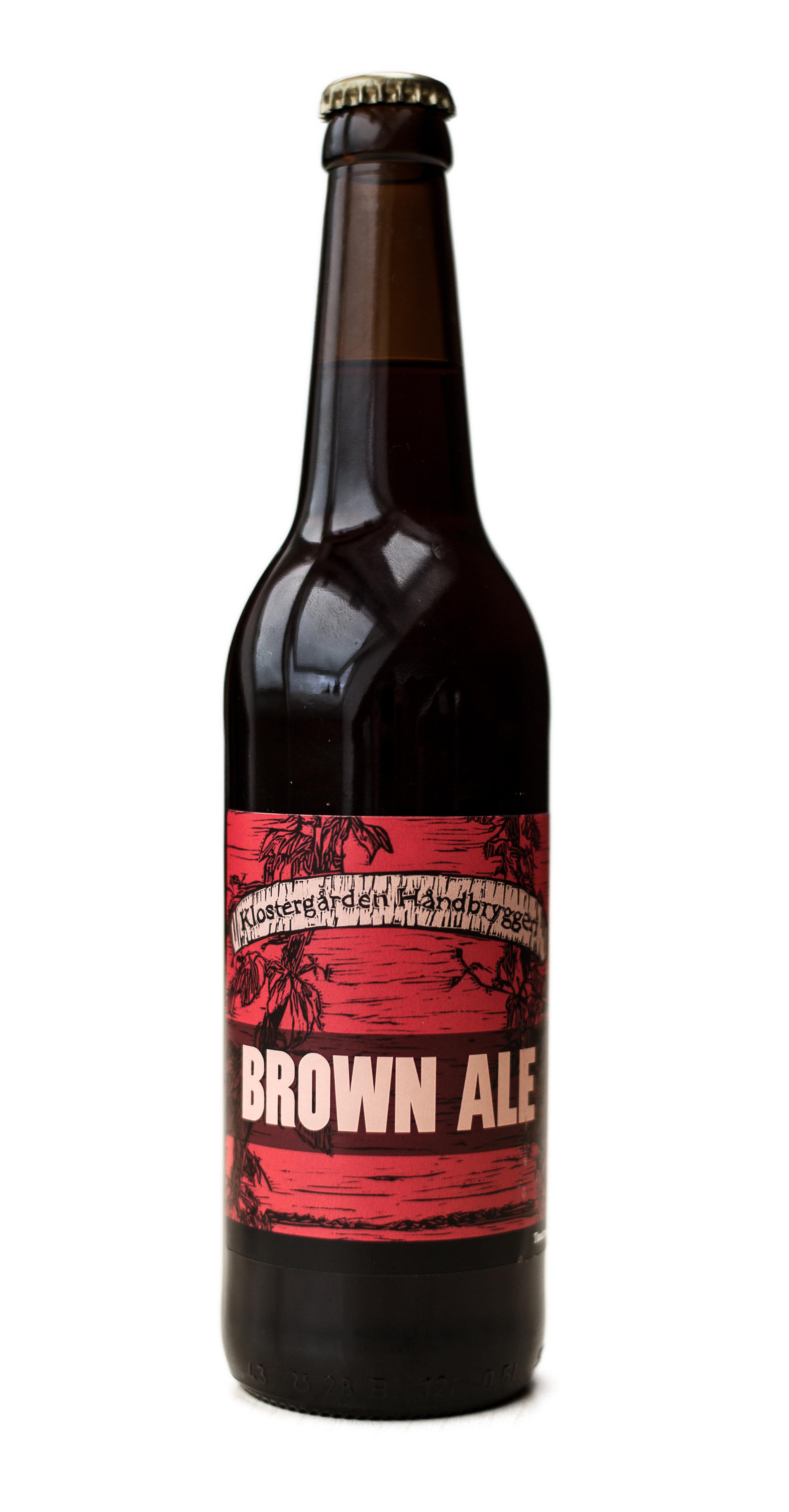 Brown Ale - Klostergården - 500ml