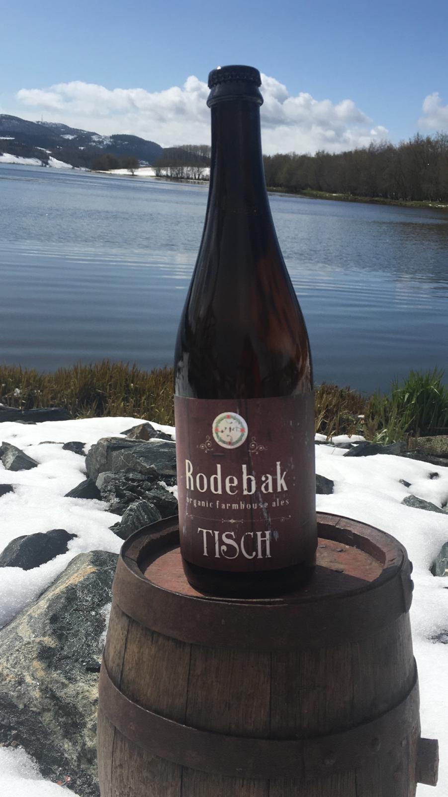 Tisch - Rodebak - 750ml
