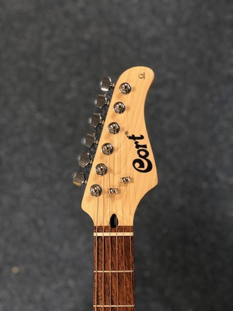 Cort G100 Open Pore Black