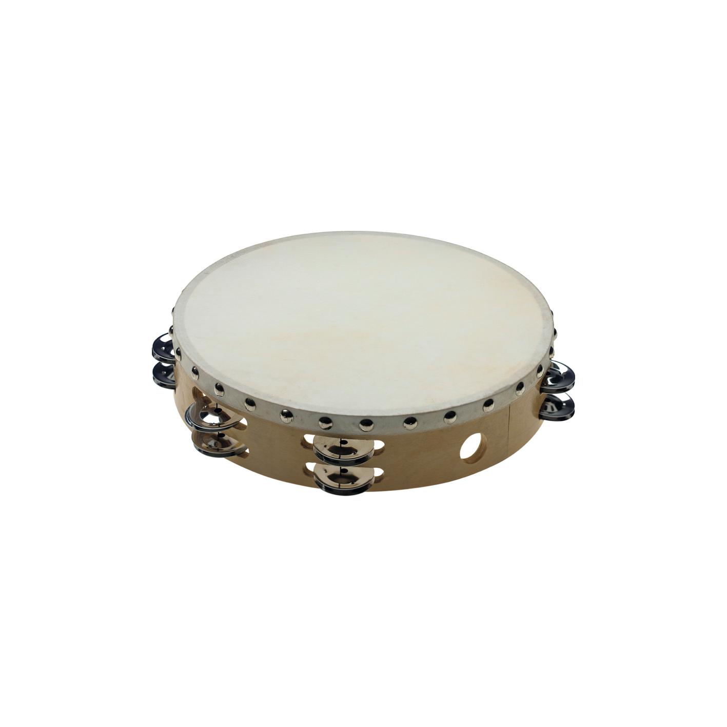 "Stagg STA-1210 10"" Pretuned Tambourine"