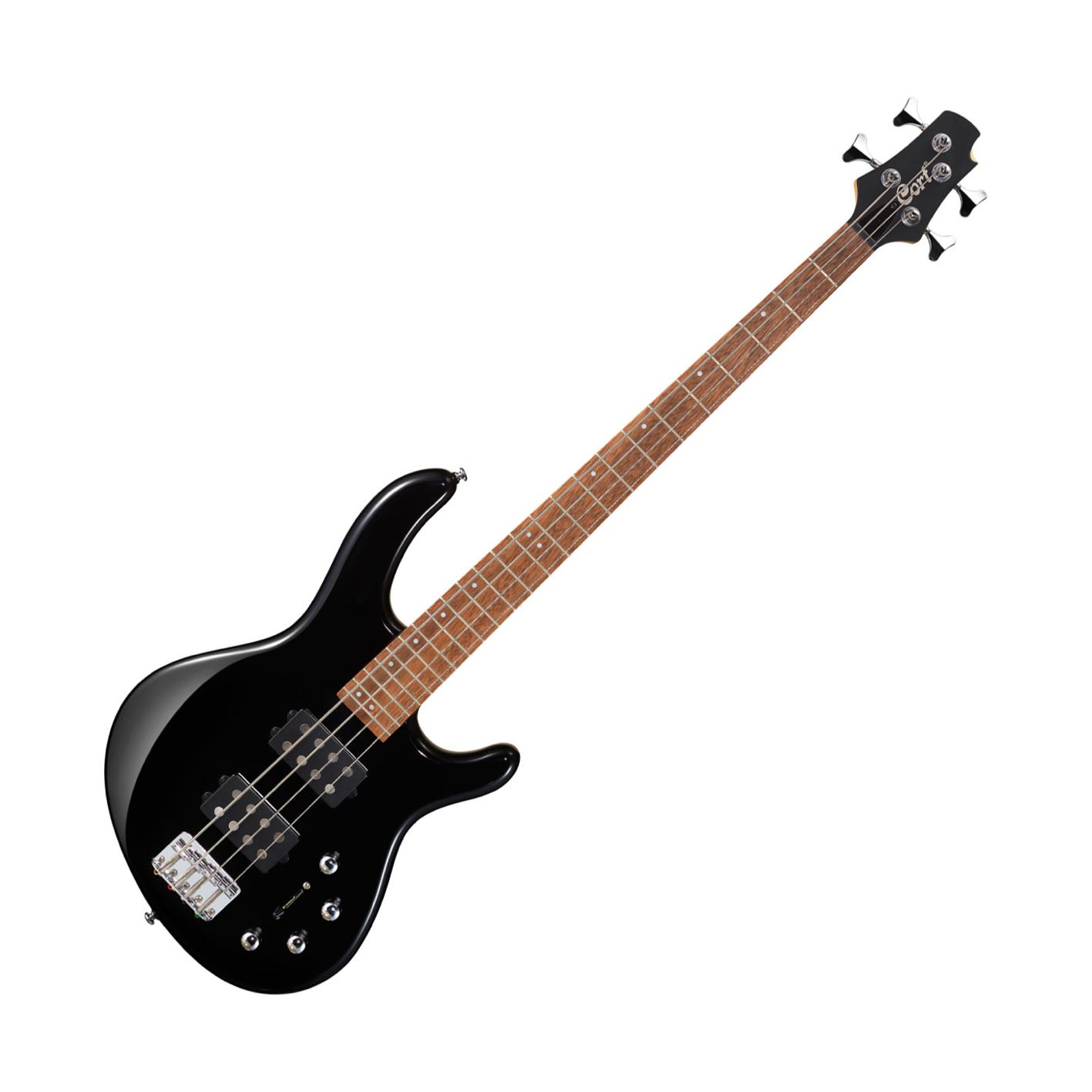 Cort Action HH4 Bass Black