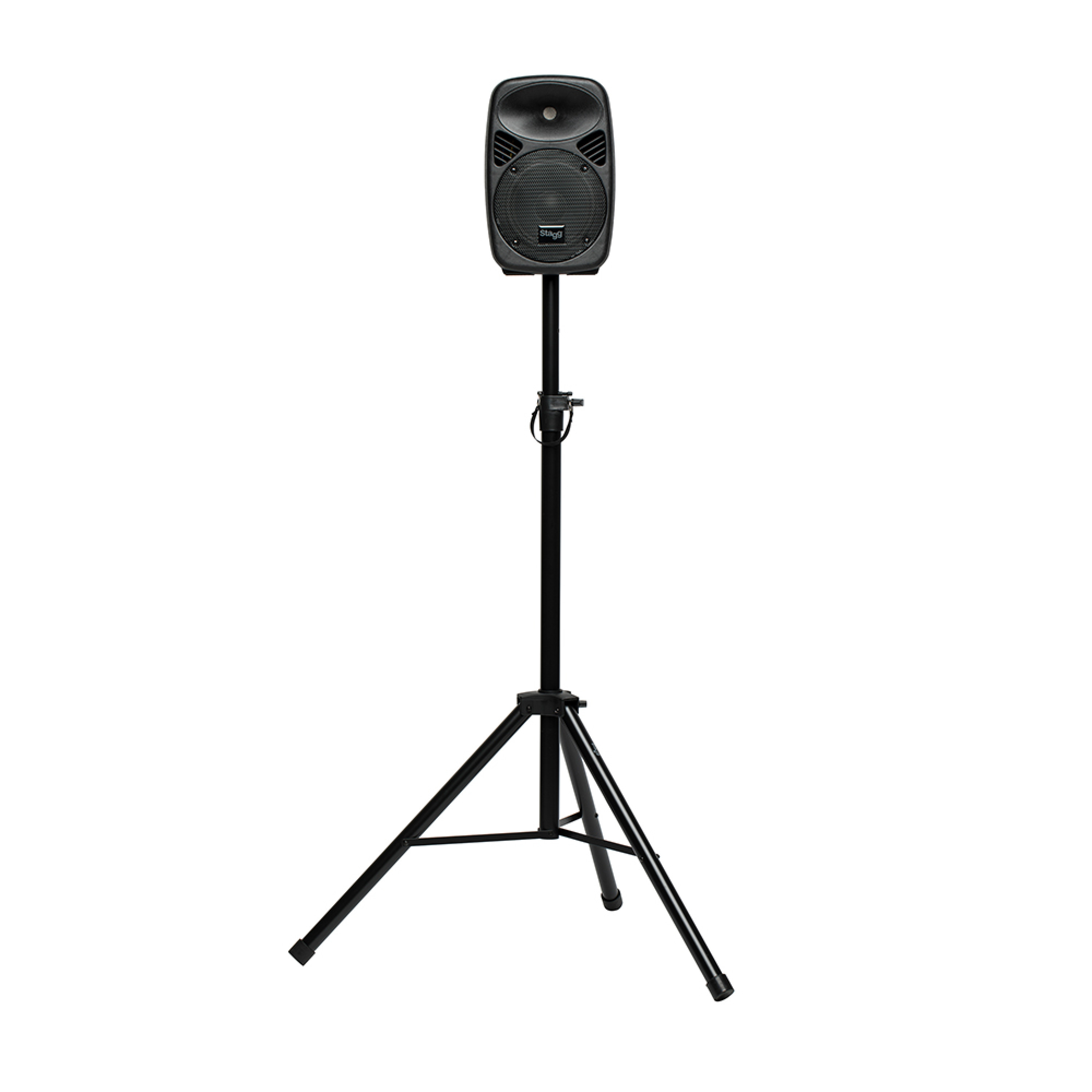 STAGG SPSQ10 Speaker Stands with carry bag