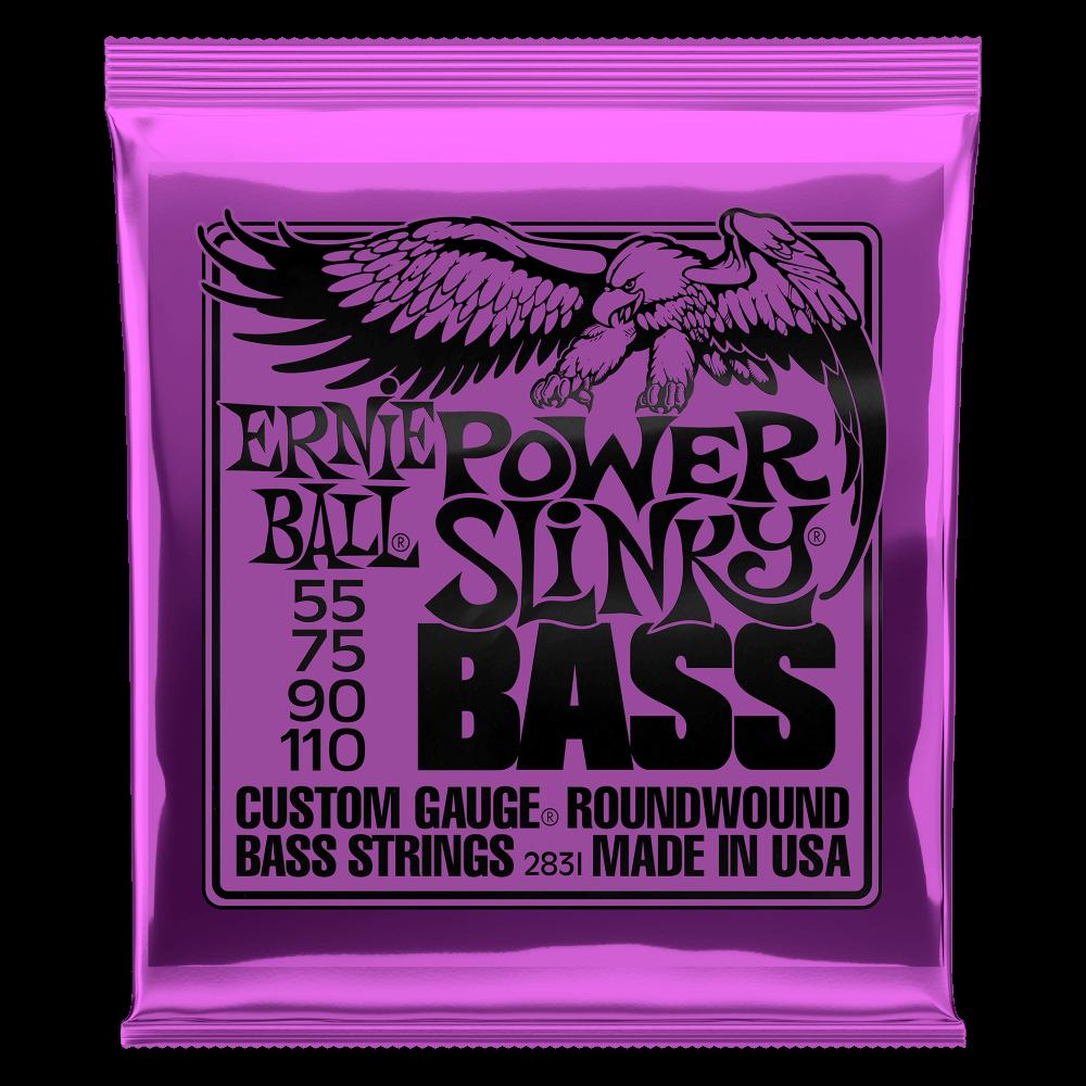 Ernie Ball Slinky Nickel Wound Bass Strings
