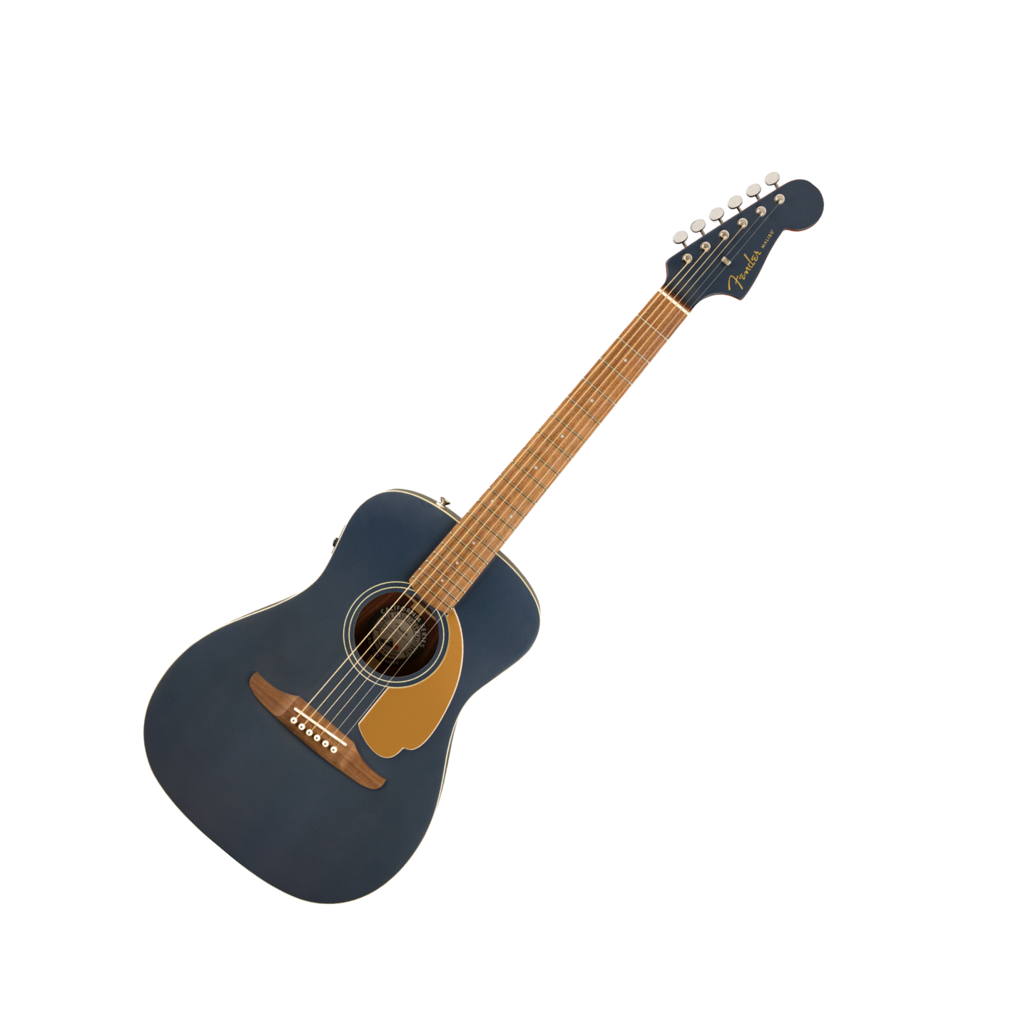 Fender Malibu Player Electro Acoustic Midnight Satin