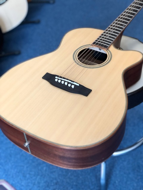 Freshman Songwriter Electro-Acoustic guitar SONGOC