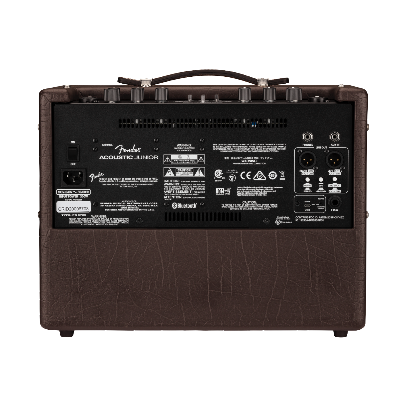 Fender Acoustic Jr Acoustic Amp