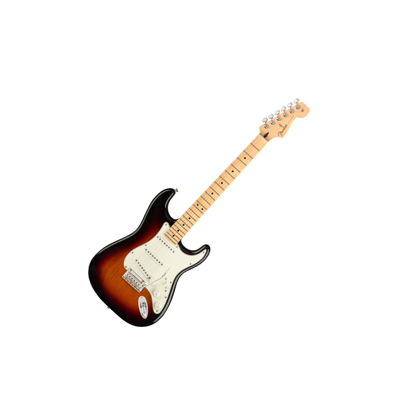 Fender Player Strat MN 3 Tone Sunburst