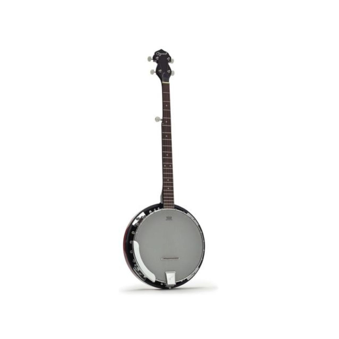 Ozark 2105G 5 String Banjo w/ Padded Bag
